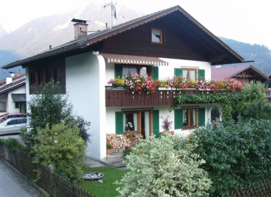 Haus Spannagel in Garmisch